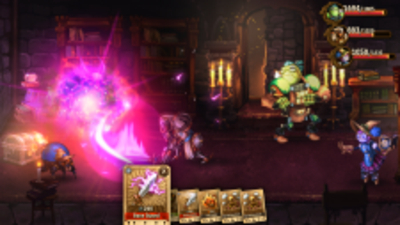 SteamWorld Quest: Hand of Gilgamech Screenshot 1