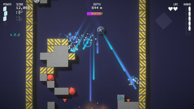 Comet Crasher Screenshot 4