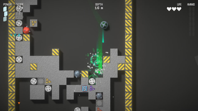 Comet Crasher Screenshot 3