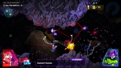 GALAK-Z: The Void: Deluxe Edition Screenshot 1