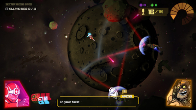 GALAK-Z: The Void: Deluxe Edition Screenshot 6