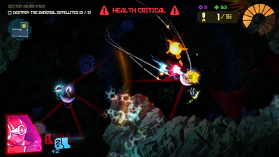 GALAK-Z: The Void: Deluxe Edition Screenshot 4