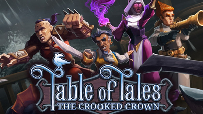 Table of Tales: The Crooked Crown Masthead