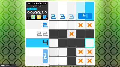 Picross S3 Screenshot 2