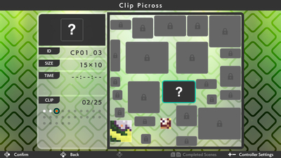 Picross S3 Screenshot 4