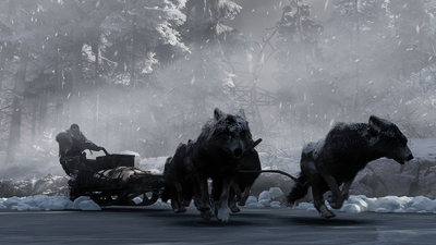 Fade to Silence Screenshot 1