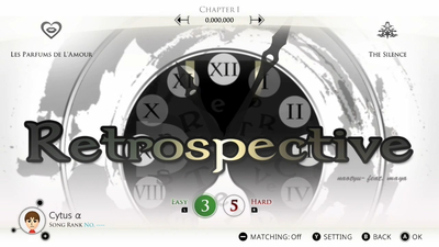 Cytus α Screenshot 5