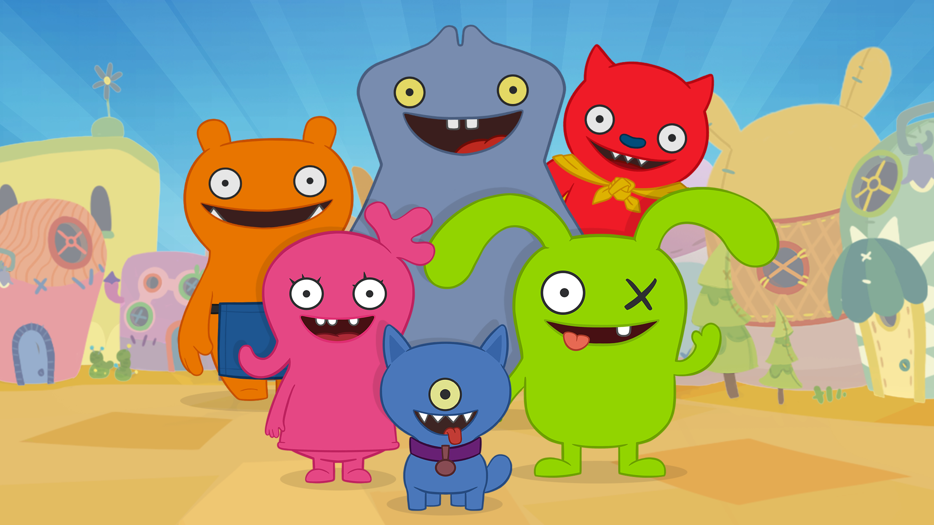 UglyDolls: An Imperfect Adventure Masthead