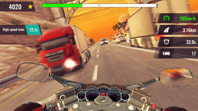 Moto Rush GT Screenshot 6