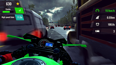 Moto Rush GT Screenshot 4