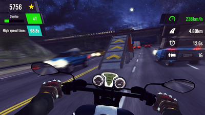 Moto Rush GT Screenshot 3