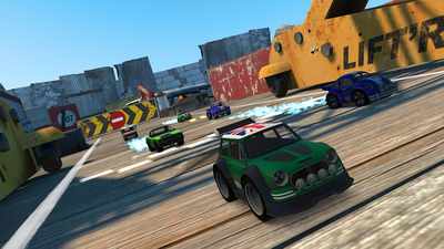Table Top Racing: World Tour - Nitro Edition Screenshot 5