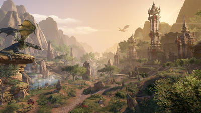 The Elder Scrolls Online: Elsweyr Screenshot 3