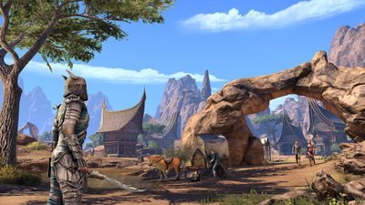 The Elder Scrolls Online: Elsweyr Screenshot 5