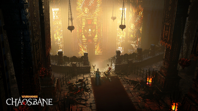 Warhammer: Chaosbane Screenshot 1
