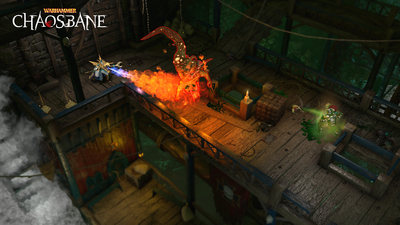Warhammer: Chaosbane Screenshot 4