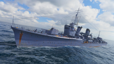 World of Warships Legends Screenshot 5