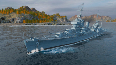 World of Warships Legends Screenshot 4