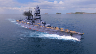 World of Warships Legends Screenshot 3