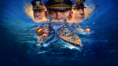World of Warships Legends Masthead