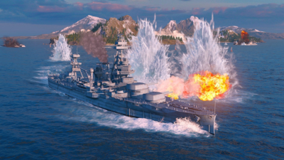 World of Warships Legends Screenshot 1