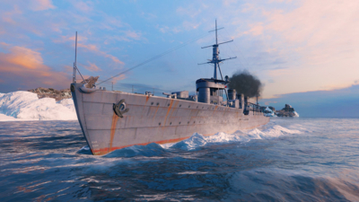 World of Warships Legends Screenshot 2