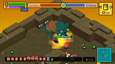 Slime Tactics Screenshot 4