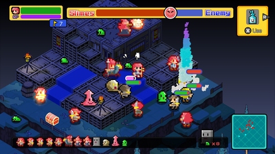 Slime Tactics Screenshot 3
