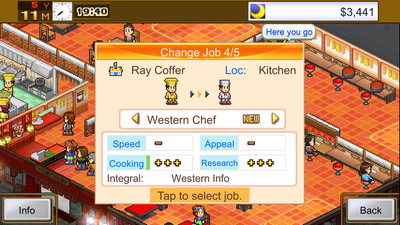 Cafeteria Nipponica Screenshot 3