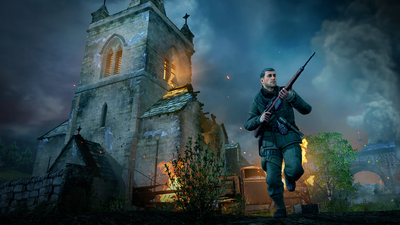 Sniper Elite V2 Remastered Screenshot 3