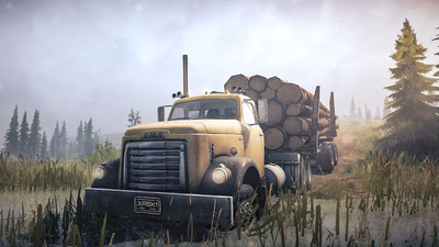 Spintires: MudRunner - Old Timers Screenshot 3