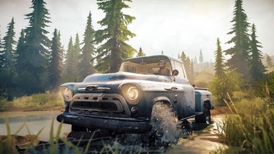Spintires: MudRunner - Old Timers Screenshot 2