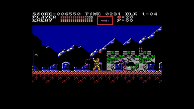 Castlevania Anniversary Collection Screenshot 3