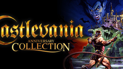 Castlevania Anniversary Collection Masthead