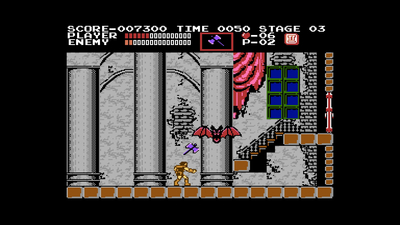 Castlevania Anniversary Collection Screenshot 1