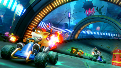 Crash Team Racing: Nitro-Fueled Screenshot 3