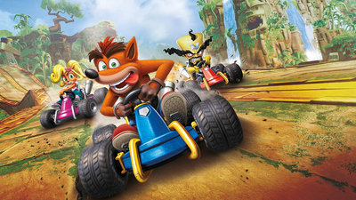 Crash Team Racing: Nitro-Fueled Masthead