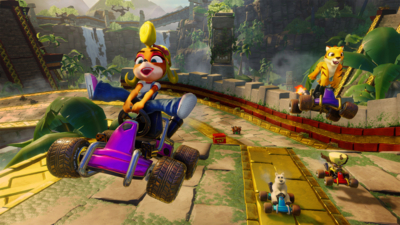 Crash Team Racing: Nitro-Fueled Screenshot 1