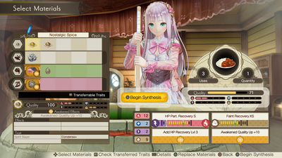 Atelier Lulua: The Scion of Arland Screenshot 1
