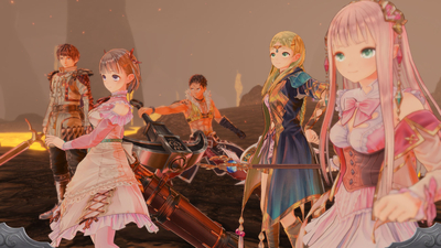 Atelier Lulua: The Scion of Arland Screenshot 3