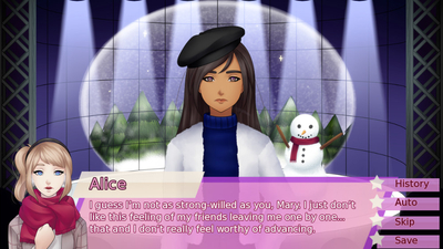 Alice in Stardom Screenshot 2