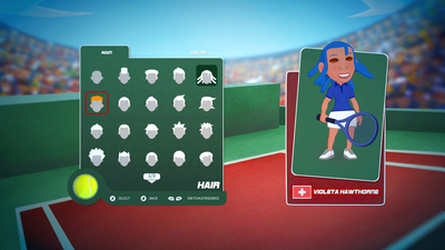 Super Tennis Blast Screenshot 4