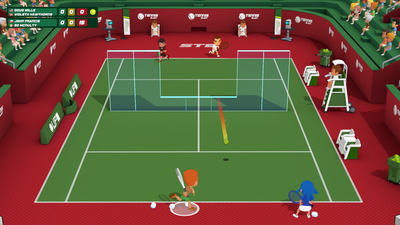 Super Tennis Blast Screenshot 7