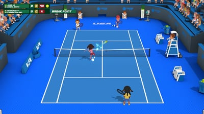 Super Tennis Blast Screenshot 5