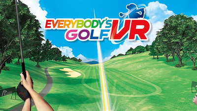 Everybody's Golf VR Masthead