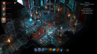 Druidstone: The Secret of the Menhir Forest Screenshot 2