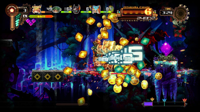 Lapis x Labyrinth Screenshot 4
