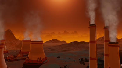 Surviving Mars: Green Planet Screenshot 3