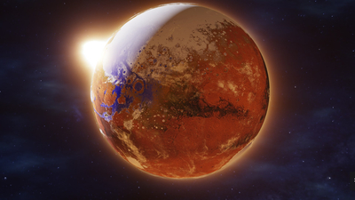 Surviving Mars: Green Planet Screenshot 1