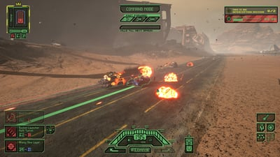 Dark Future: Blood Red States Screenshot 7